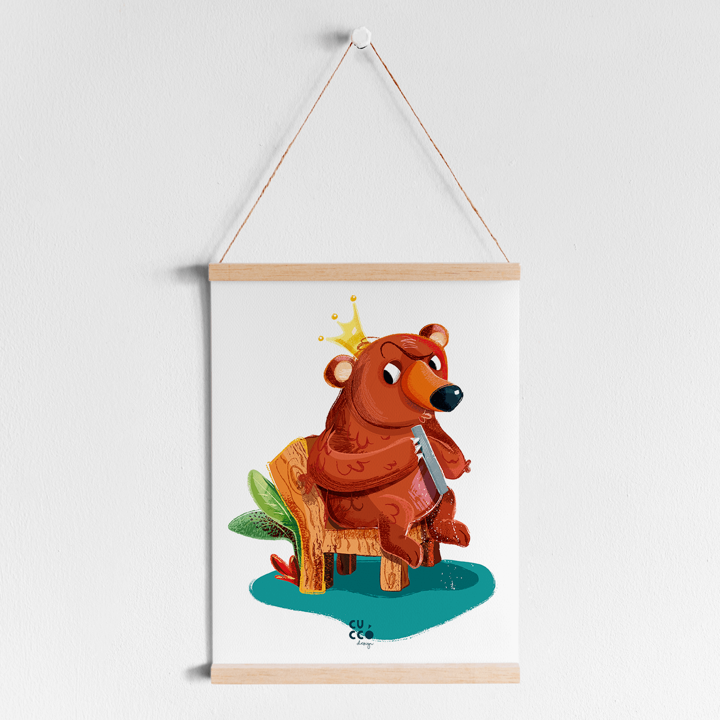 Hanger Bear