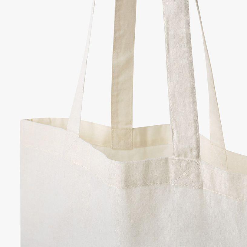 Detalle bolsa algodón